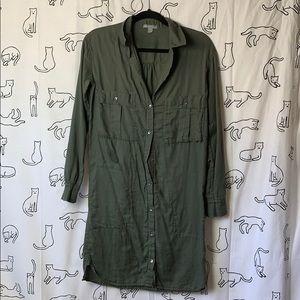James Perse Shirt Dress